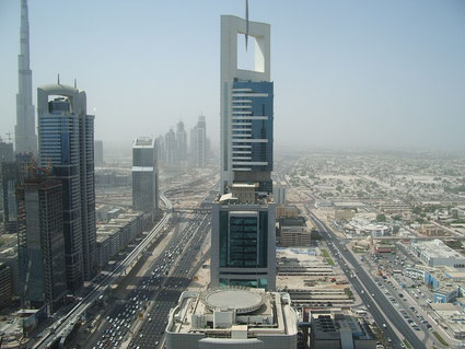 Dubai externalisation commerce international