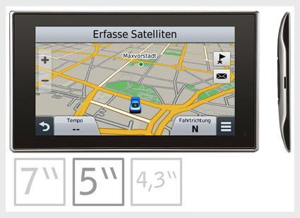 Mobile Zeiterfassung / Arbeitszeiterfassung mit Navigation