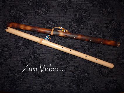 The Grand Gulch Anansazi Flute bei Northern Lights Flutes