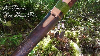 Der Pfad der Hopi Dream Flute