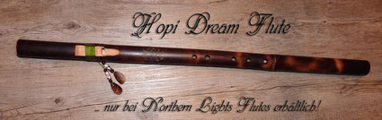 Hopi Dream Flute - Northern Lights Flutes