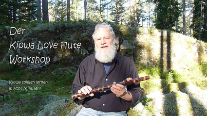 Der Kiowa Love Flute Video Workshop