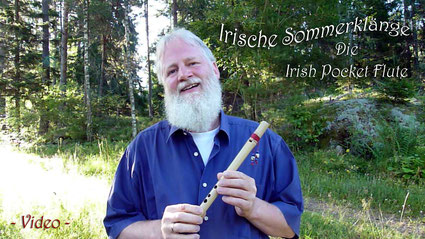 Irish Pockte Flute Workshop