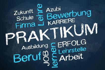 Ausbildung- Beruf- Bewerbung-Praktikum-Lehrstelle-Ferienarbeit