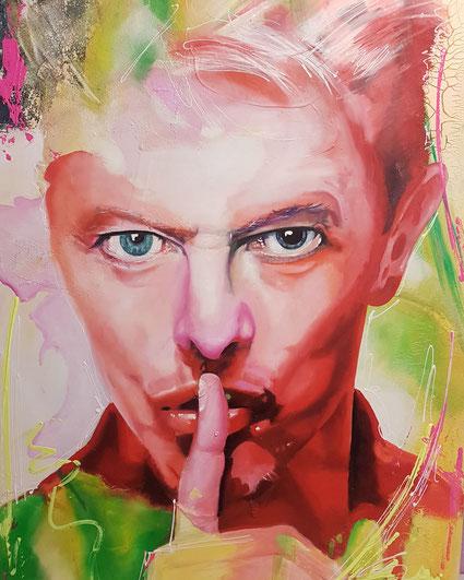 David Bowie © Regina Künzler