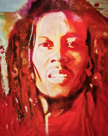 Bob Marley © Regina Künzler