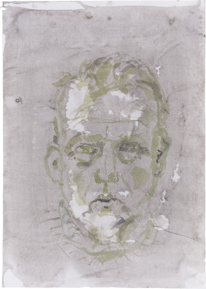 Günter Wintgens Selbstportrait