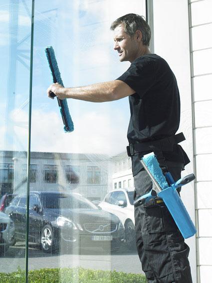 Entreprise de nettoyage de vitres à Nantes