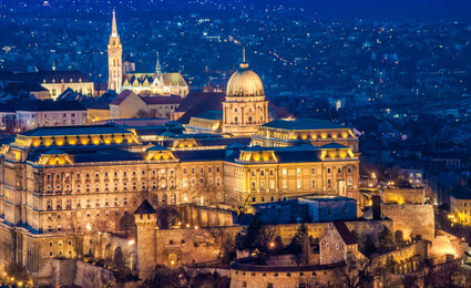 Best things to do in Budapest - Buda Castle Copyright  Pfeiffer