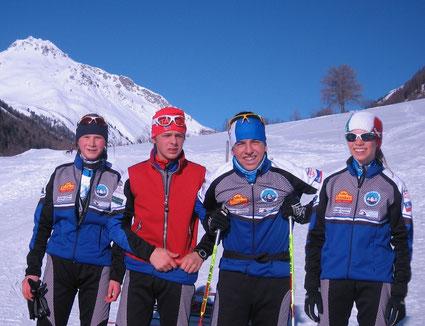 d.s.a.d.: Steinwandter Maria, Klettenhammer Patrick (squadra giovanile), Stauder Sonny, Walder Rebecca