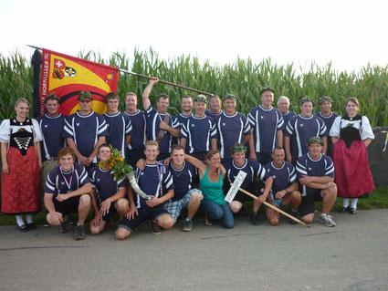 Mannschaftsfoto A_Festsieg Schüpbach 2014
