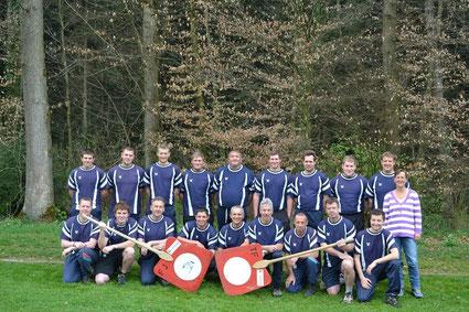 Mannschaftsfoto - Meisterschaft Recherswil-Kriegstetten 2014