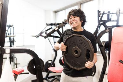ダイエットで腰痛になった奈良県大和高田市の女性