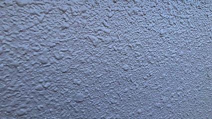 川口市の倉庫、外壁塗装完了の写真