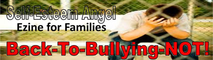 Self Esteem Angel Newsletter - Bullying