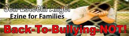 Self Esteem Angel Newsletter - Bullying