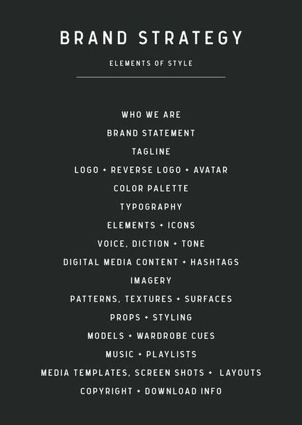 Come costruire un brand