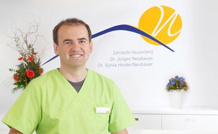 Dr. Jürgen Neubauer, Zahnarzt in Hauzenberg: Implantate und Zahnersatz