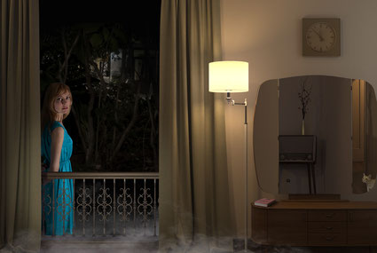 "Jad, Oxana, ""La chatte"", Lambda Print, Limited Edition, Auflage: 5 + 2*, 2013, 70 x 105 cm"