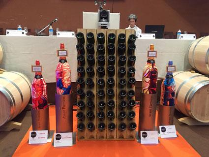 Faßweinversteigerung in Limoux, Palmsonntag 2019 !!!