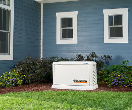 Generac Generator - for home and businesses