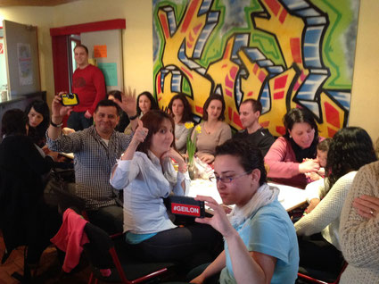 Unsere Latino Gäste