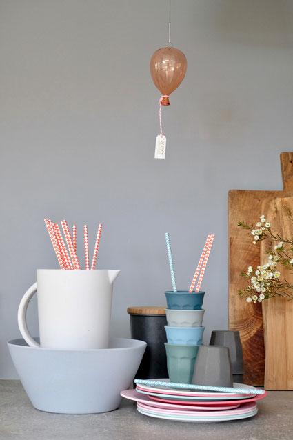 dieartige // #fridaysforfutureathome -Plastik <> Bambus-Geschirr