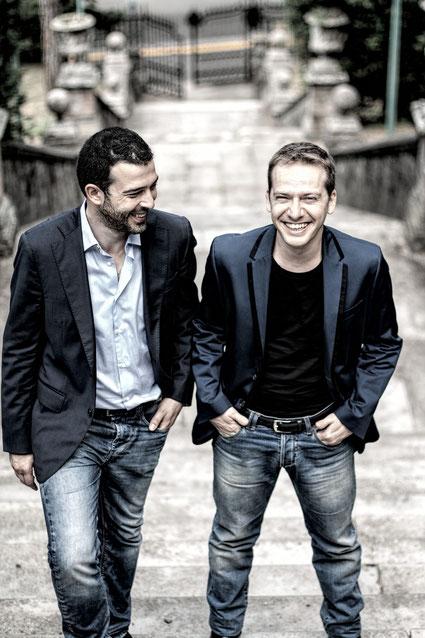 VINCENZO CAPEZZUTO & CLAUDIO BORGIANNI