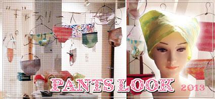 PANTS LOOK