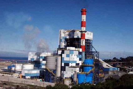 Cierre de Ocho Centrales Termeléctricas - Chile