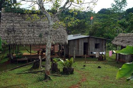 Turismo, Costa Rica, Península Osa, Alojamiento