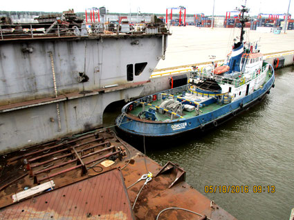 Tugboat, Odissey, PD-423