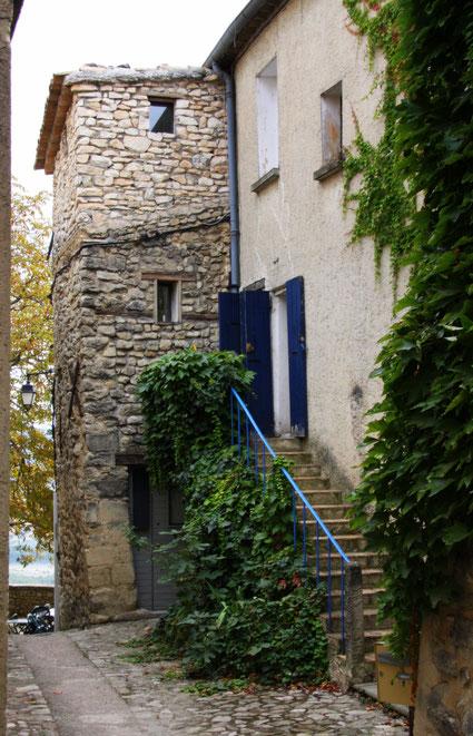 Bild: Haus in Lurs