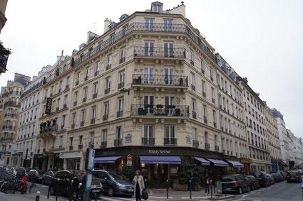 ParisScarabee Househunters