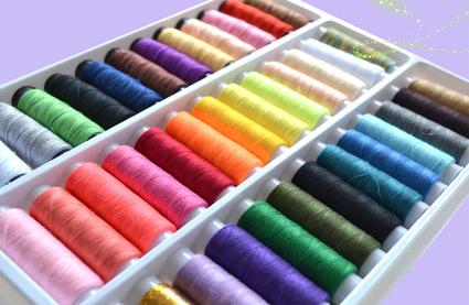 糸かけ曼荼羅 糸