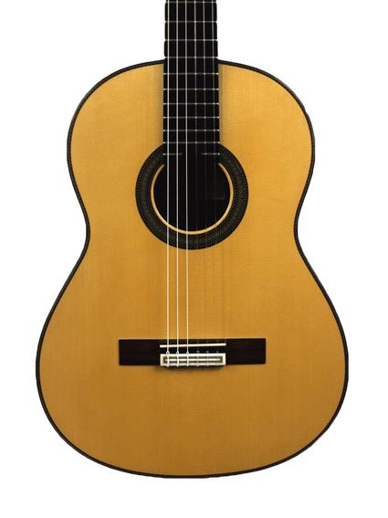 Teodoro Perez - classical guitar