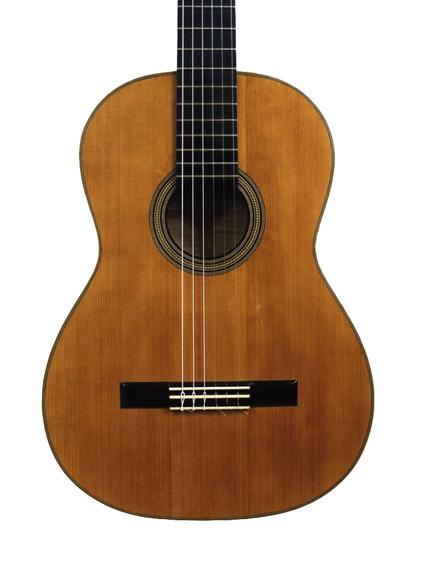 Paolo Coriani - classical guitar