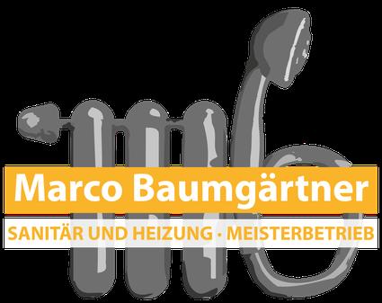 Flaschner Marco Baumgärtner Sanitär Heizung Kilmatechnik Massenbachhausen Logo Meisterbetrieb