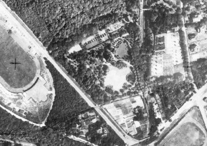 Luftbild RSV von 1926