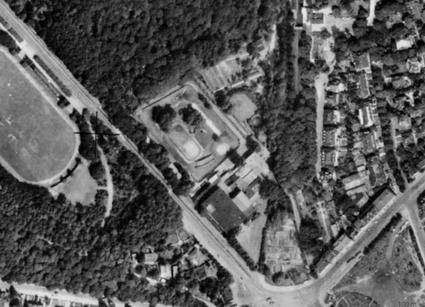 Luftbild RSV von 1952