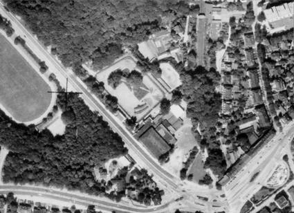Luftbild RSV von 1969