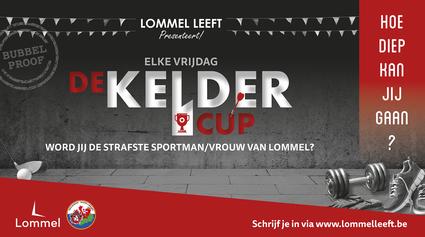 Dirk Van Bun Communicatie & Vormgeving - Grafisch ontwerp - reclame - publiciteit - Lommel - Lommel Leeft - Keldercup