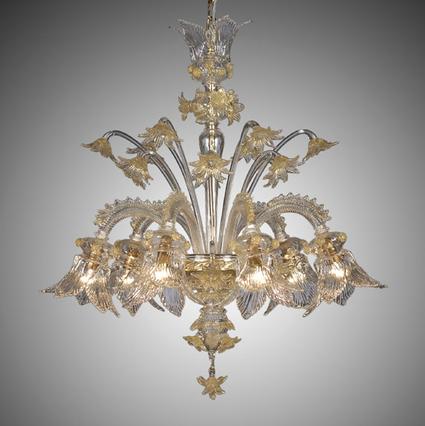 lampadari-di-murano-classici-gluck-secolo-oro