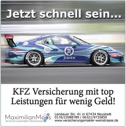 Post max Moos Versicherungsmakler Weinstrasse Kfz Versicherung Wechsel 092020