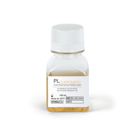 PL BioScience PLSolution GMP-Clinical Grade