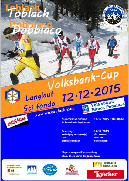 12.12.2015 Volksbank Cup