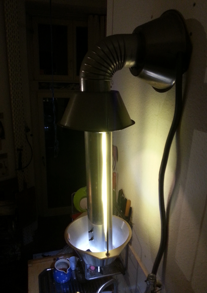 Küchenlampe david bergmann steampunk dieselpunk light lamp spot