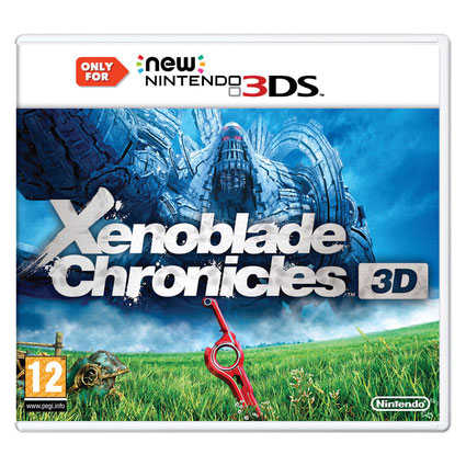 Xenoblade Chronicles 3D (New Nintendo 3DS) disponible ici.