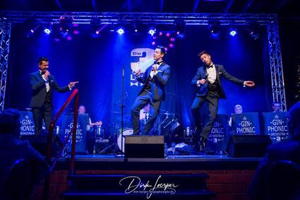 Die 3 Liköre - Frank, Arvid & Daniel - Wir lieben Swing
