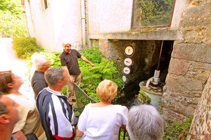 guide du moulin à papier de brousses et villaret dans l'Aude